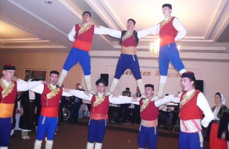 Српска Нова Година у Новом Саду