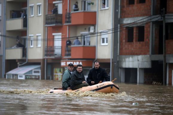 Poplave u srbiji 2